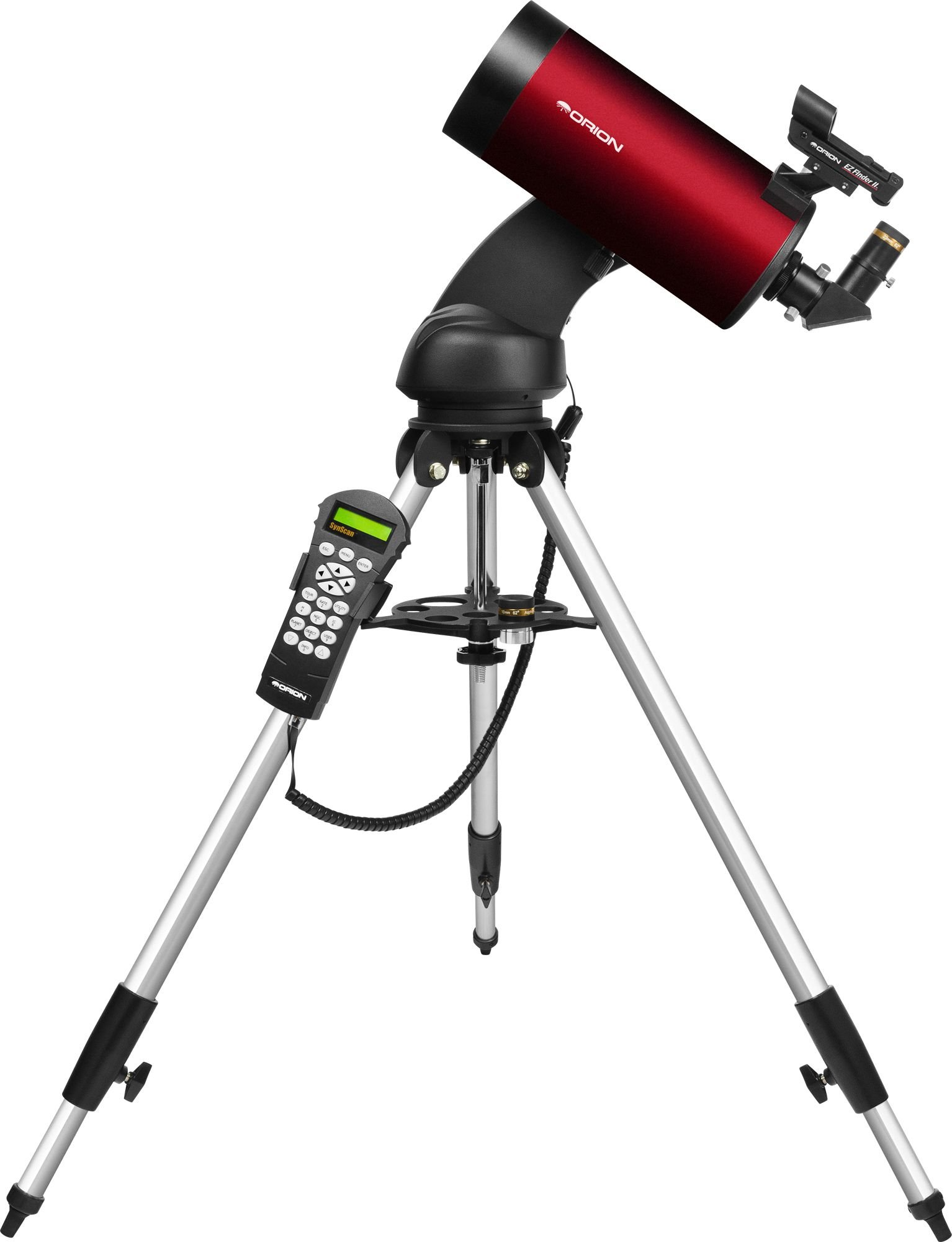 Orion 13163 StarSeeker IV 127mm GoTo Mak-Cass Telescope (Burgundy) by Orion