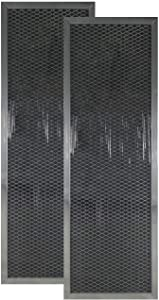 """(Ranges & Cooking Parts) (2-PACK) GE COMPATIBLE RANGE CHARCOAL FILTERS 6"""" X 17 1/2"""" X 7/16"""" (AFF140-CH)"""