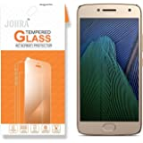 Moto G5 Plus Tempered Glass, Johra Real HD+ Tempered Glass For Moto G5 Plus Tempered Glass