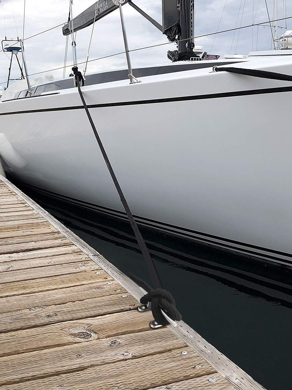 Fenderleine Ø10 mm Tau Seil Fender Leine für Boot Yacht