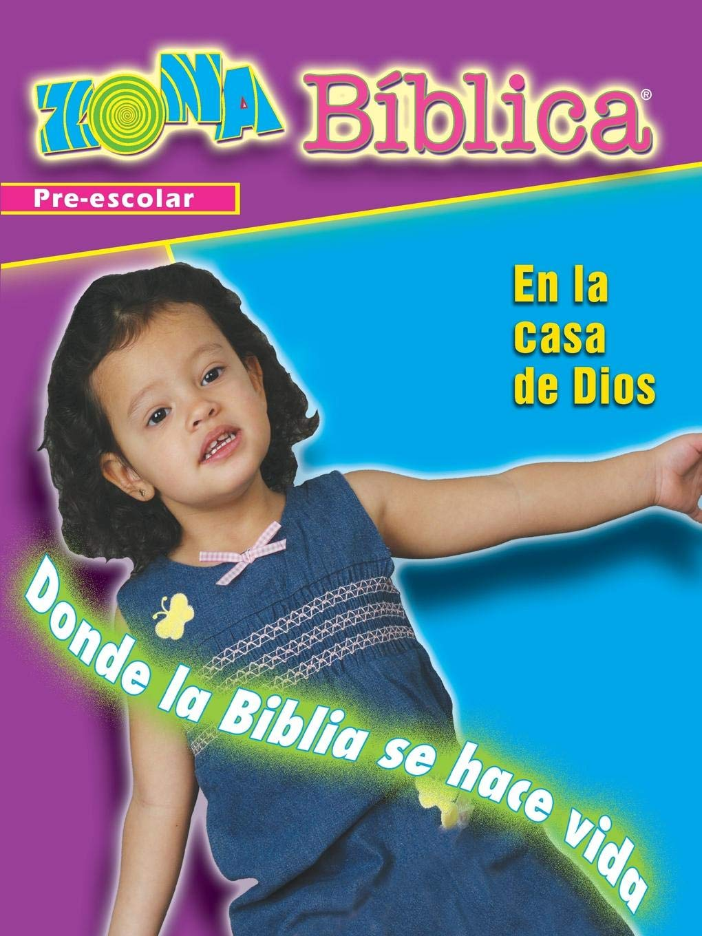 Download Zona Biblica En la Casa de Dios Preschool Leader's Guide: Zona Biblica In God's House Preschool Leader's Guide Spanish ebook