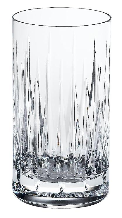 Reed u0026 Barton Crystal Soho Highball Glasses ...  sc 1 st  Amazon.com & Amazon.com | Reed u0026 Barton Crystal Soho Highball Glasses Set of 4 ...