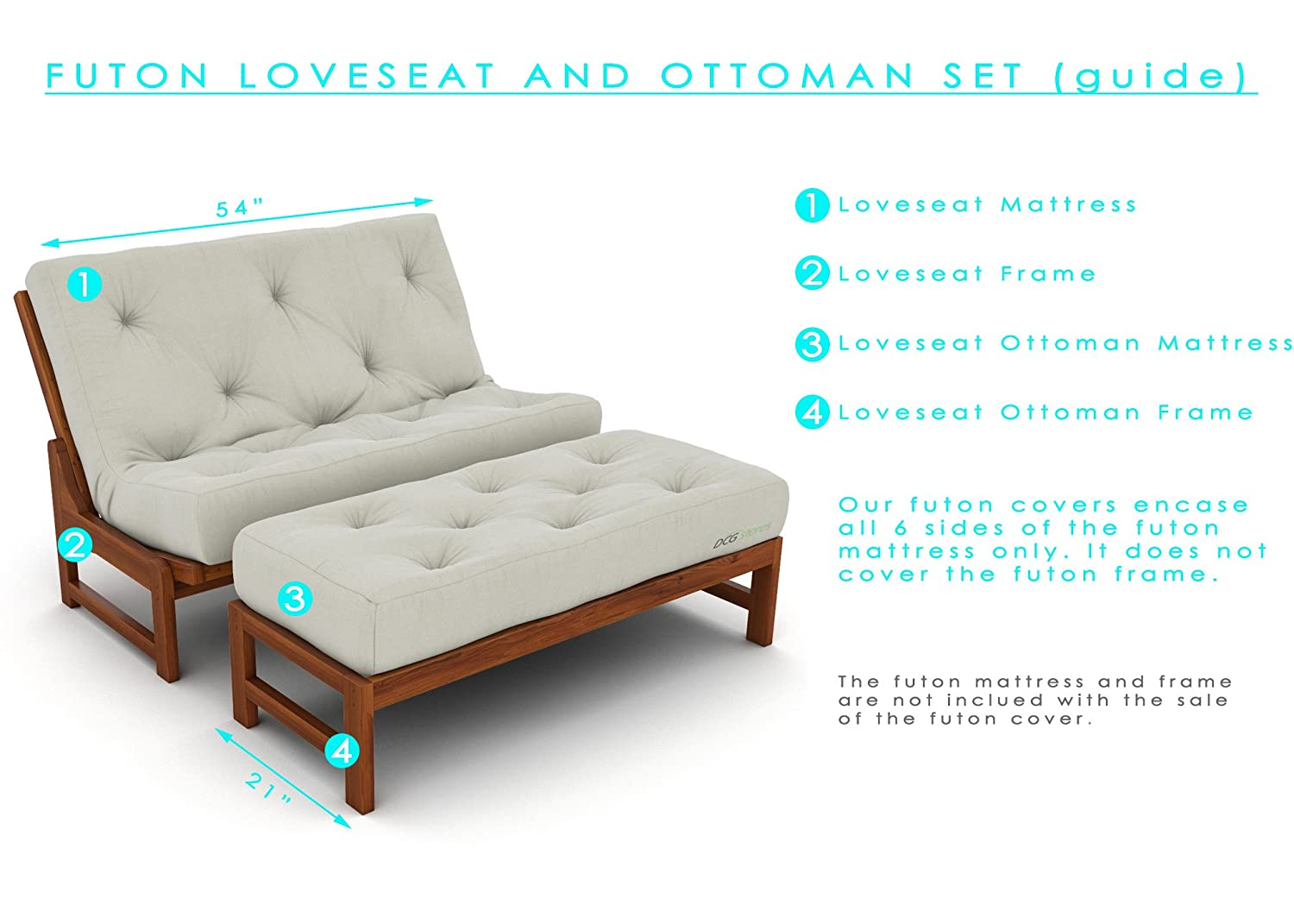 futon rev heart cotton covers products fabric organic of soaring