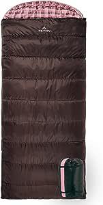 TETON Sports Regular Sleeping Bag; Great for Family Camping