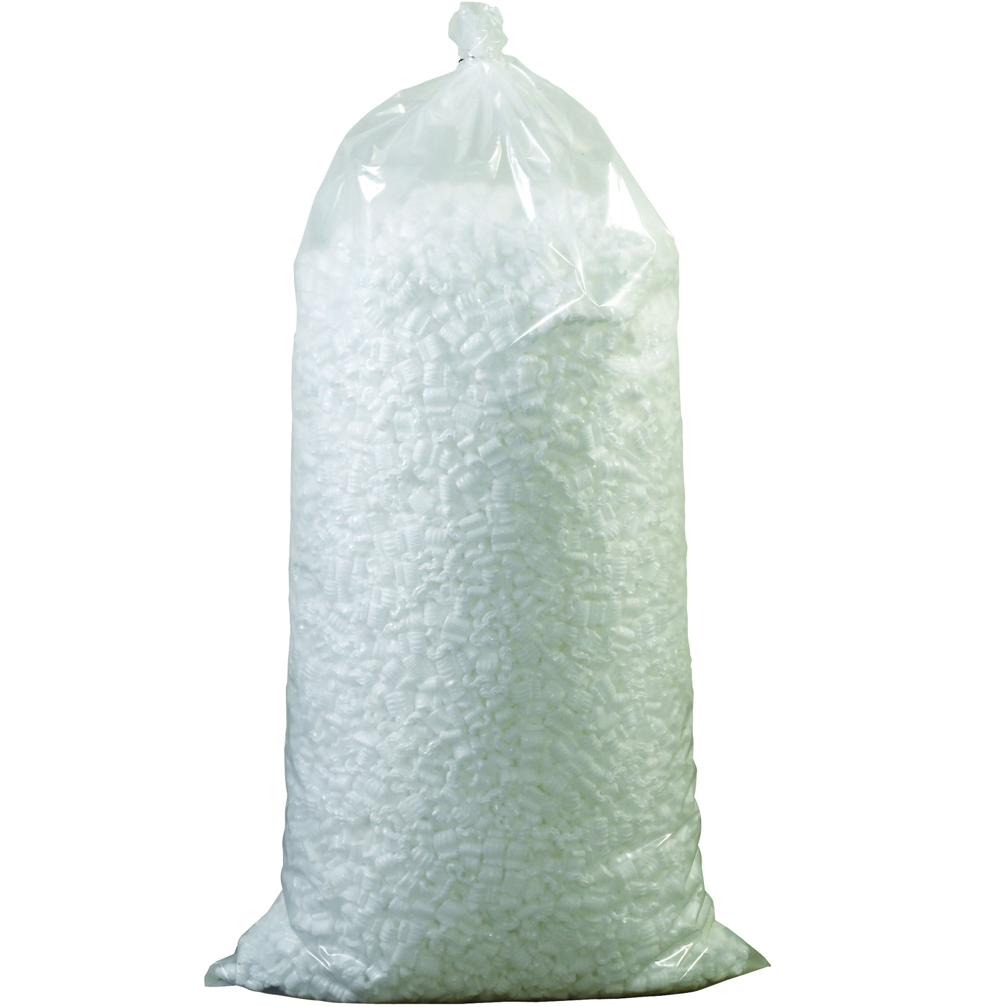 Partners Brand P7NUTSW Loose Fill Packing Peanuts, 7 Cubic Feet, White by Partners Brand
