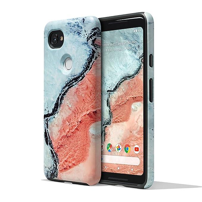 wholesale dealer 0db3f c9f21 Google Earth Live Case for Pixel 2 XL - River