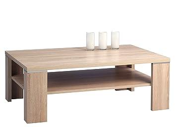 Hometrends4you 221942 Coffee Table 110 X 40 X 70 Cm Sonoma Oak