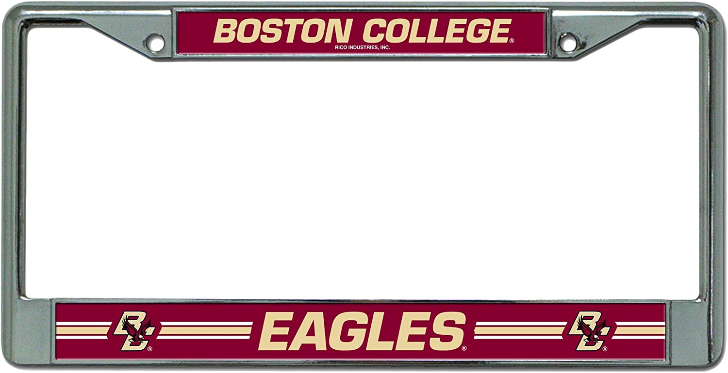 NCAA Chrome Plate Frame