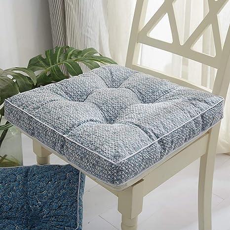 Cojines de silla, engrosamiento de invierno Cojines de ...