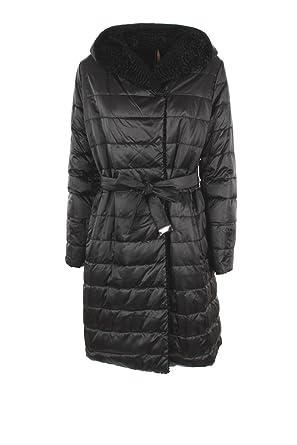 9770e5273a9e7 Piumino Donna Maxmara 48 Nero Noveast Autunno Inverno 2017 18   Amazon.co.uk  Clothing