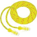 3M Peltor Tri-Flange Ear Plugs, Green, 3-Pack