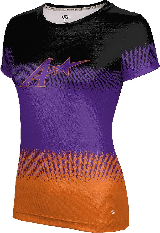 ProSphere University of Evansville Girls Performance T-Shirt Drip