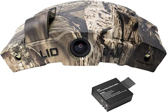LiDCAM LC-WF Hands Free Digital Camouflage Action Camera