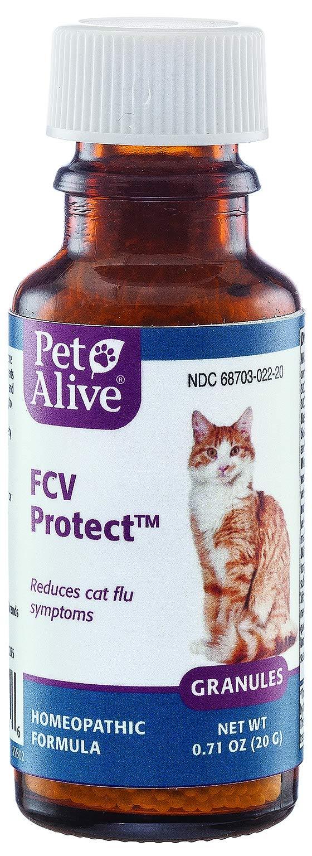 Petalive Fcv Protect To Temporarily Relieve Feline Flu Symptoms (20g), 0.1 Units
