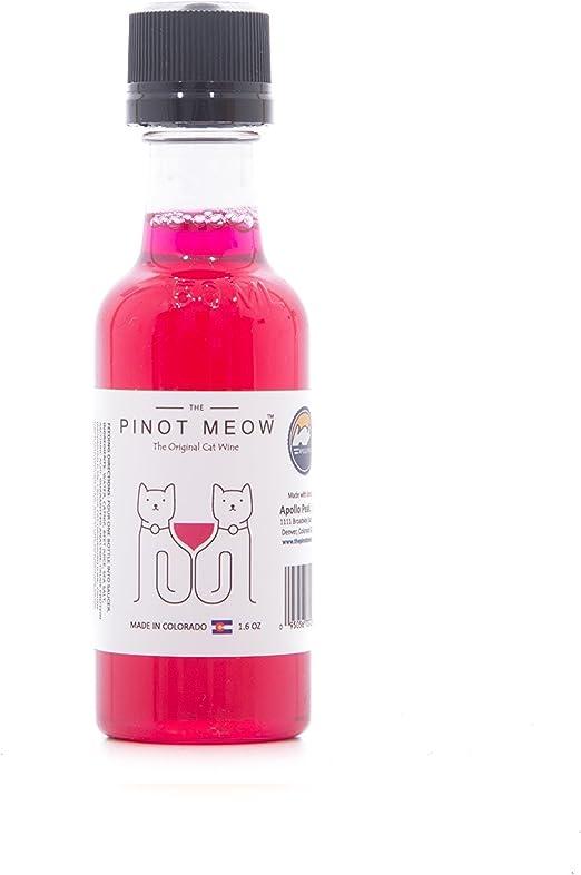 Pinot Meow - Vino para gatos: Amazon.es: Hogar