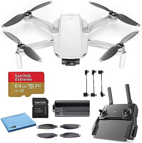 The DJI Mavic Mini Drone FlyCam