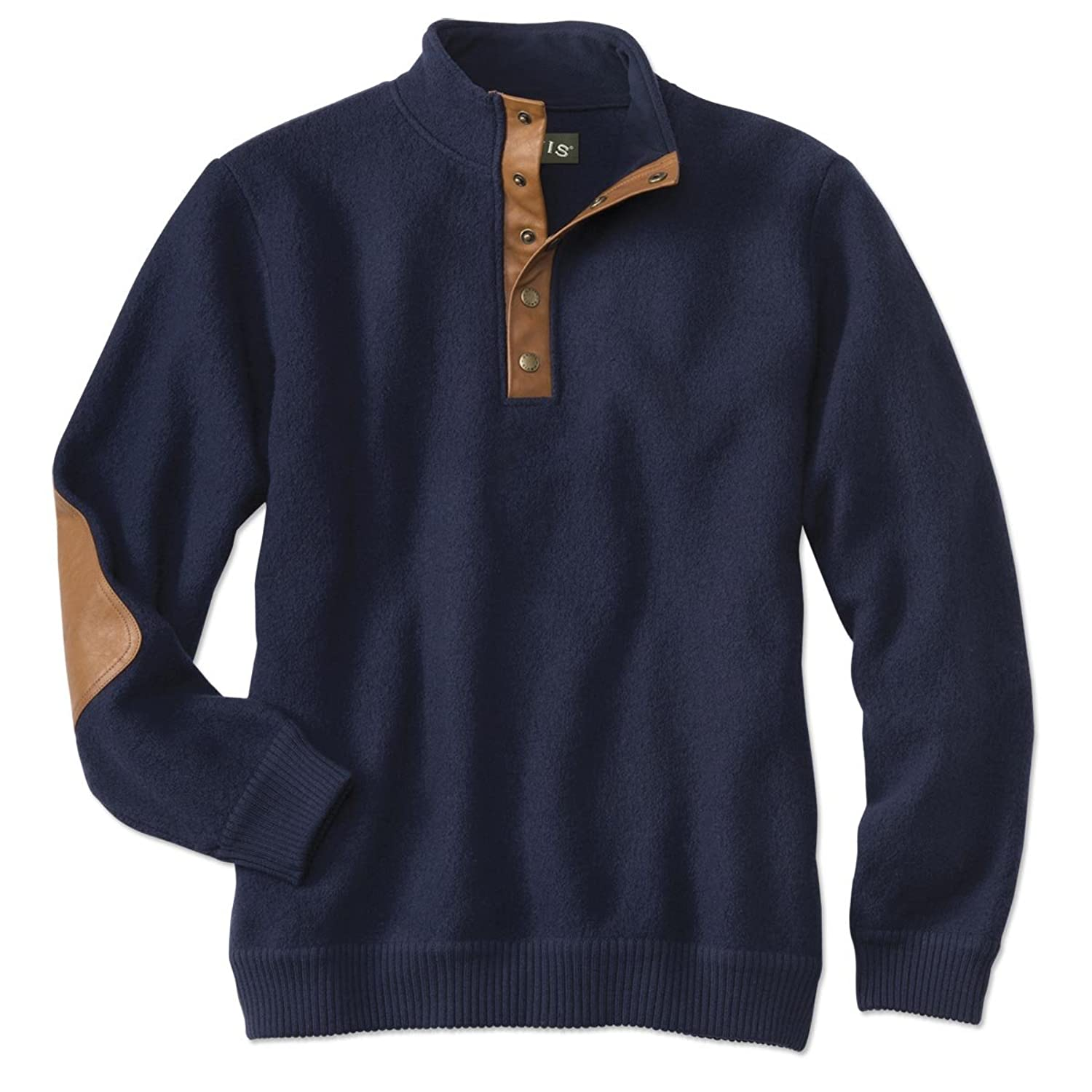 Orvis Men's Boiled-wool Snap-front Pullover hot sale 2017 ...