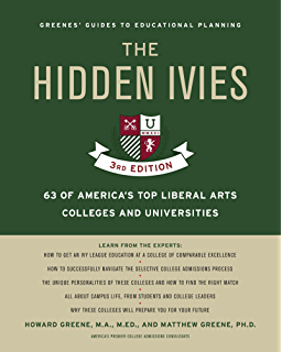 Amazon the best 382 colleges 2018 edition everything you need hidden ivies 3rd edition the epub 63 of americas top liberal arts fandeluxe Images