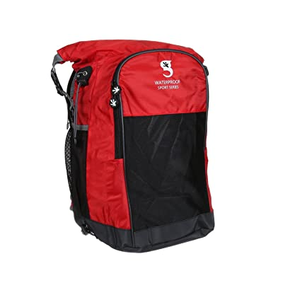 geckobrands Waterproof All Sports Backpack