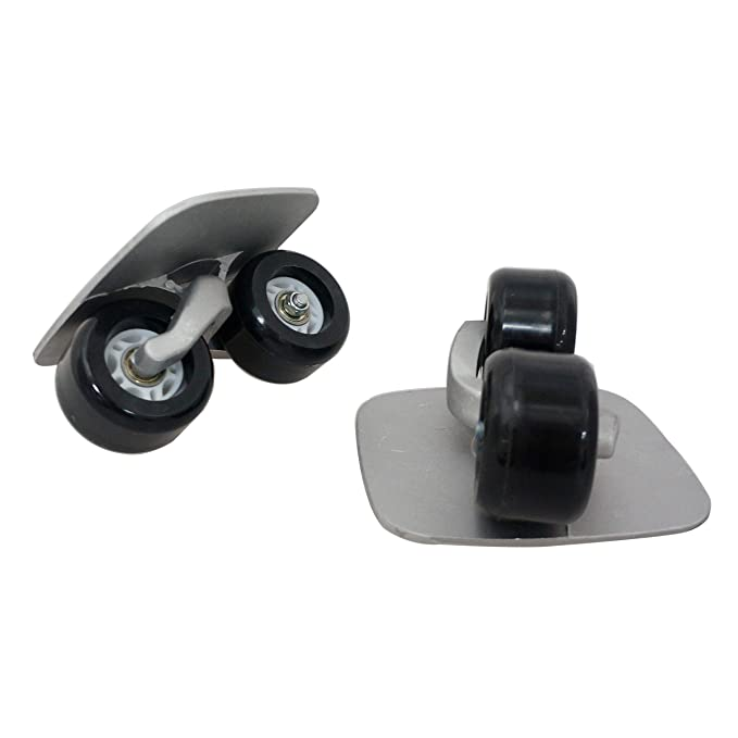 376d6eec5 Amazon.com   Goldway Cream Drift Skate Plates with Pu Wheels Abec-7 Bearings  (FBA-Black)   Caster Board Skateboards   Sports   Outdoors