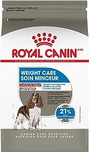 Royal Canin Medium Weight Care Dry Dog Food, 6 lb. bag