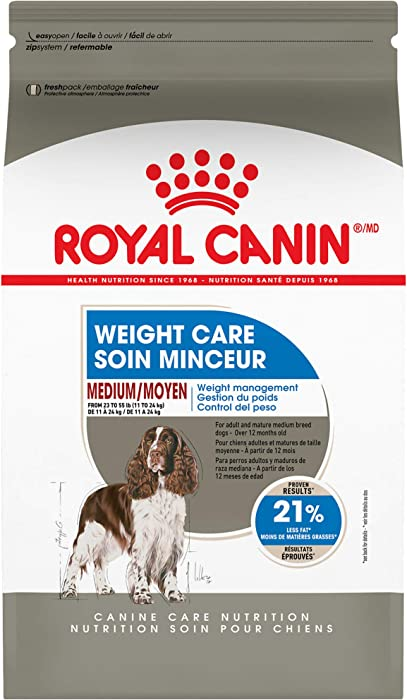 Top 9 Satiety Dog Food Royal Canin