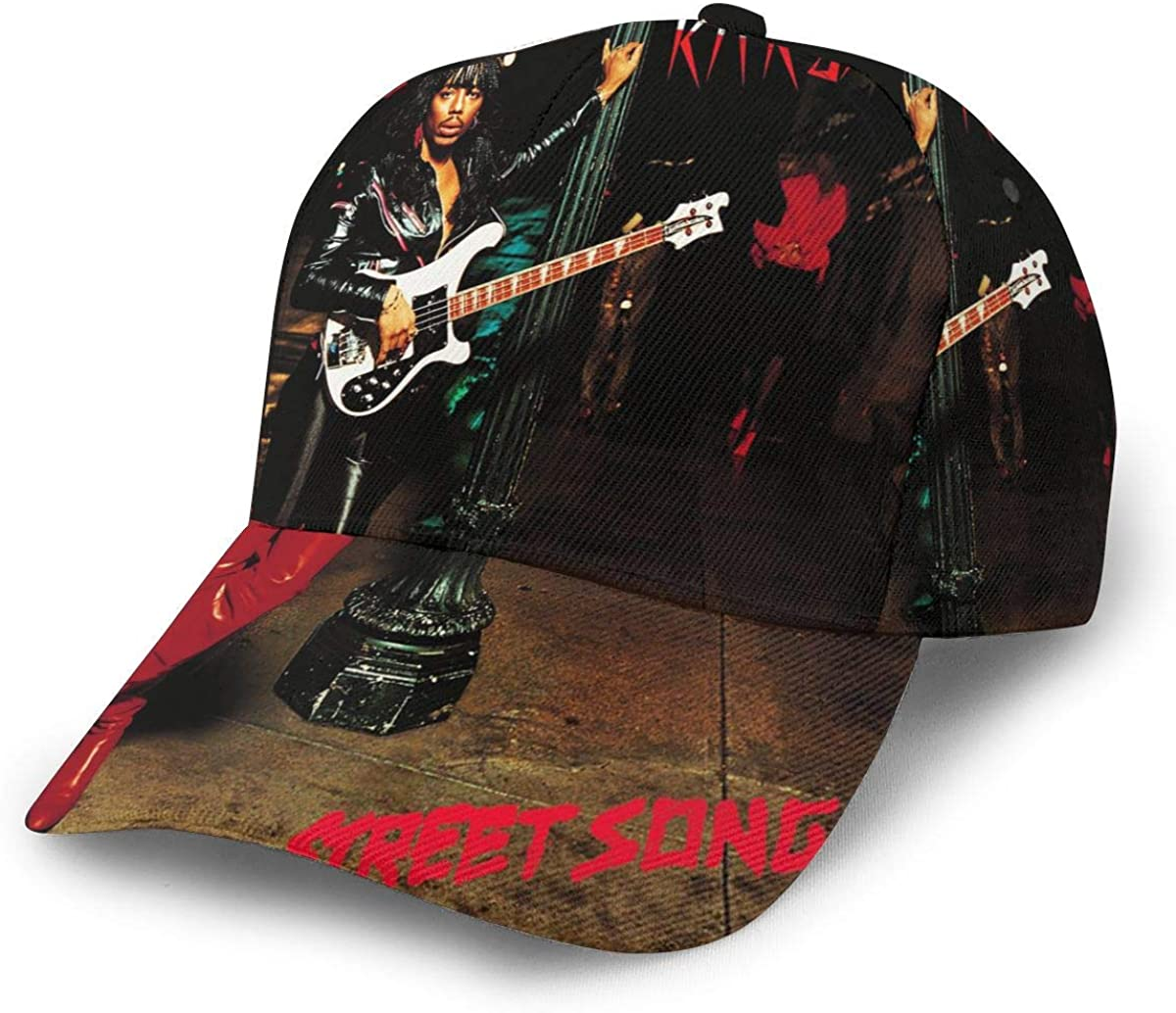 WilliamWButler Rick James Baseball Cap Trucker Hat Adjustable Fashion Breathable Sports Caps Unisex