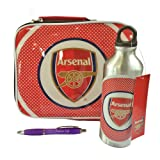 Back to School Arsenal FC with Lunch bag and Bottle Plus FREE Pen