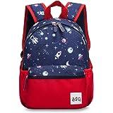 willikiva 12 Toddler Backpack for Kids Girls and Boys Wtaterproof Preschool Bag