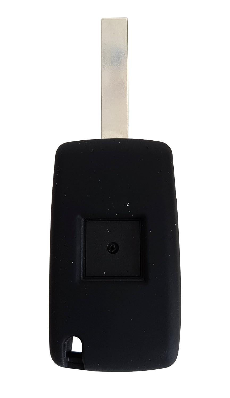 5008 208 308 Housse de cl/é en silicone CK+ pour Peugeot 207 307