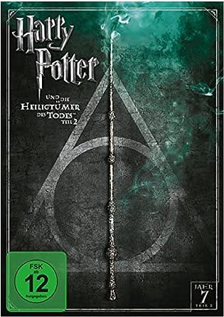 Harry Potter Und Die Heiligtumer Des Todes Teil 2 Dvd Neuauflage Amazon De Dvd Blu Ray