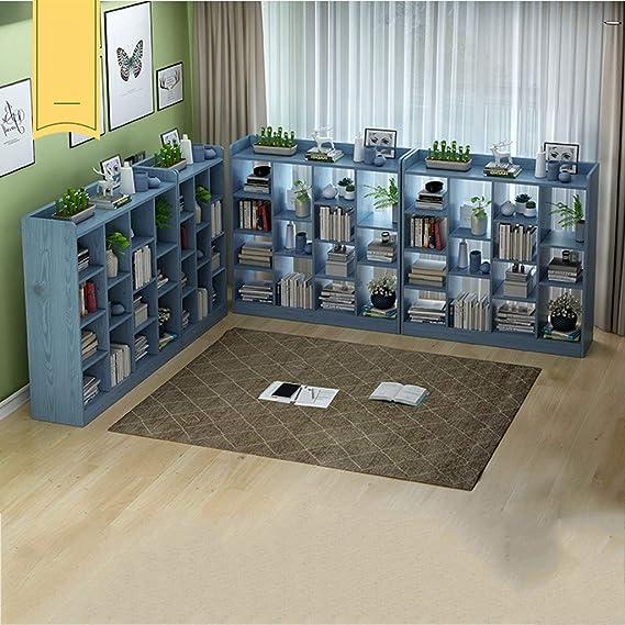Amazon.com: DLJFU - Estantería para libros, estantería de ...