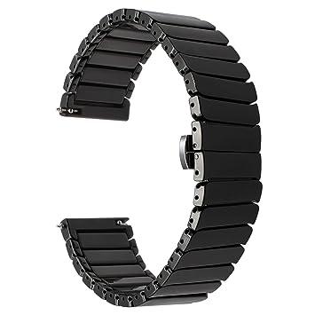 Para Gear Sport SM-R600 correa de reloj, TRUMiRR 20 mm correa de reloj