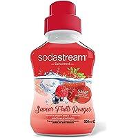 Sodastream Concentré Sirop Saveur Fruits Rouges pour Machine
