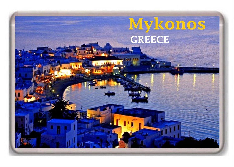 Grecia/Mykonos/nevera/cierre magnético...: Amazon.es: Hogar