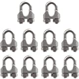 Details about  /M8 M10 Stainless Steel Duplex Wire Clip for Marine Application Multi Purpose