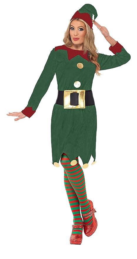 - Amazon.com: Elf Fancy Dress Costume: Clothing