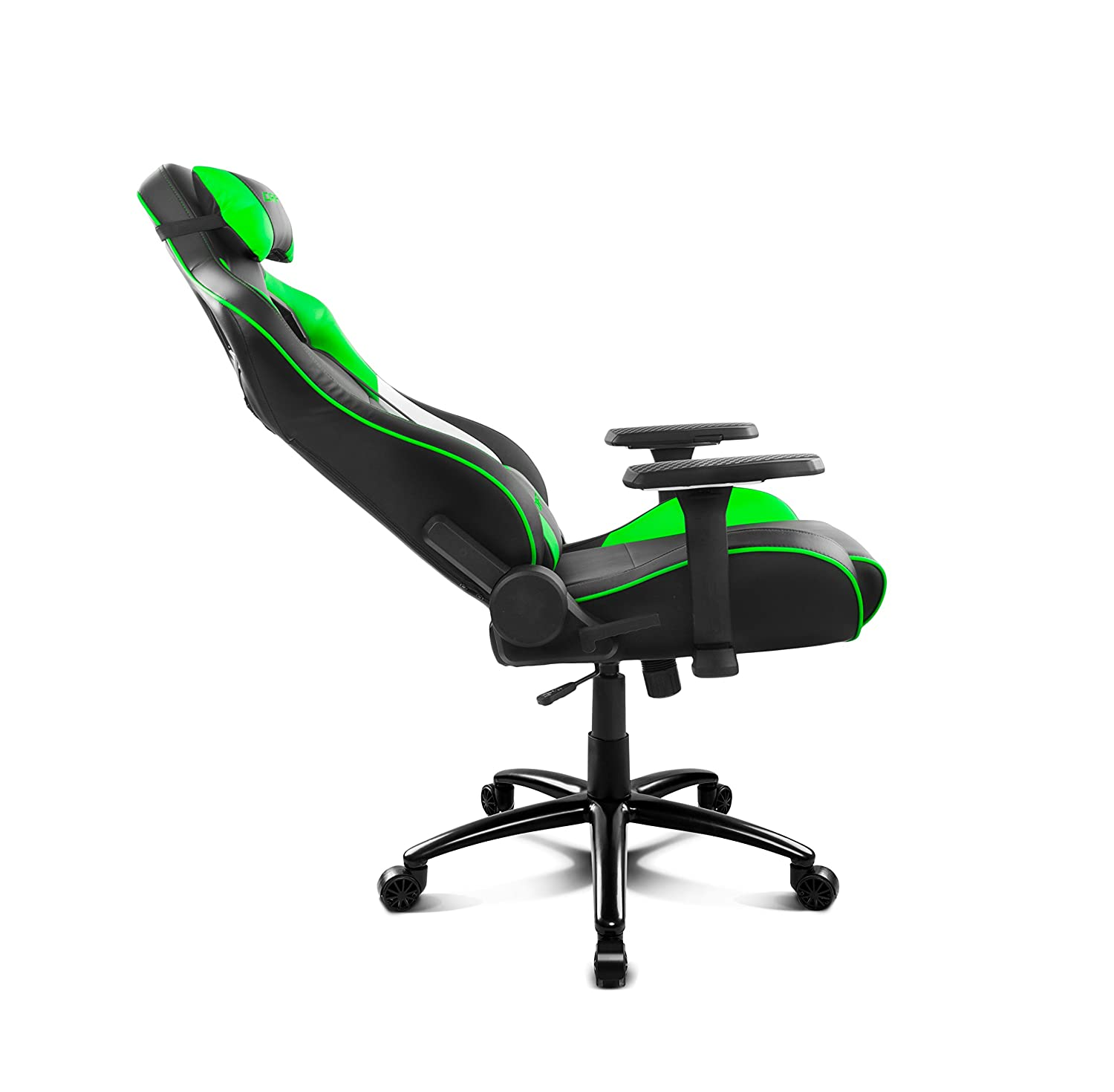 Amazon.com : Drift dr400bg Gaming Chair - Black and Green : Office Products