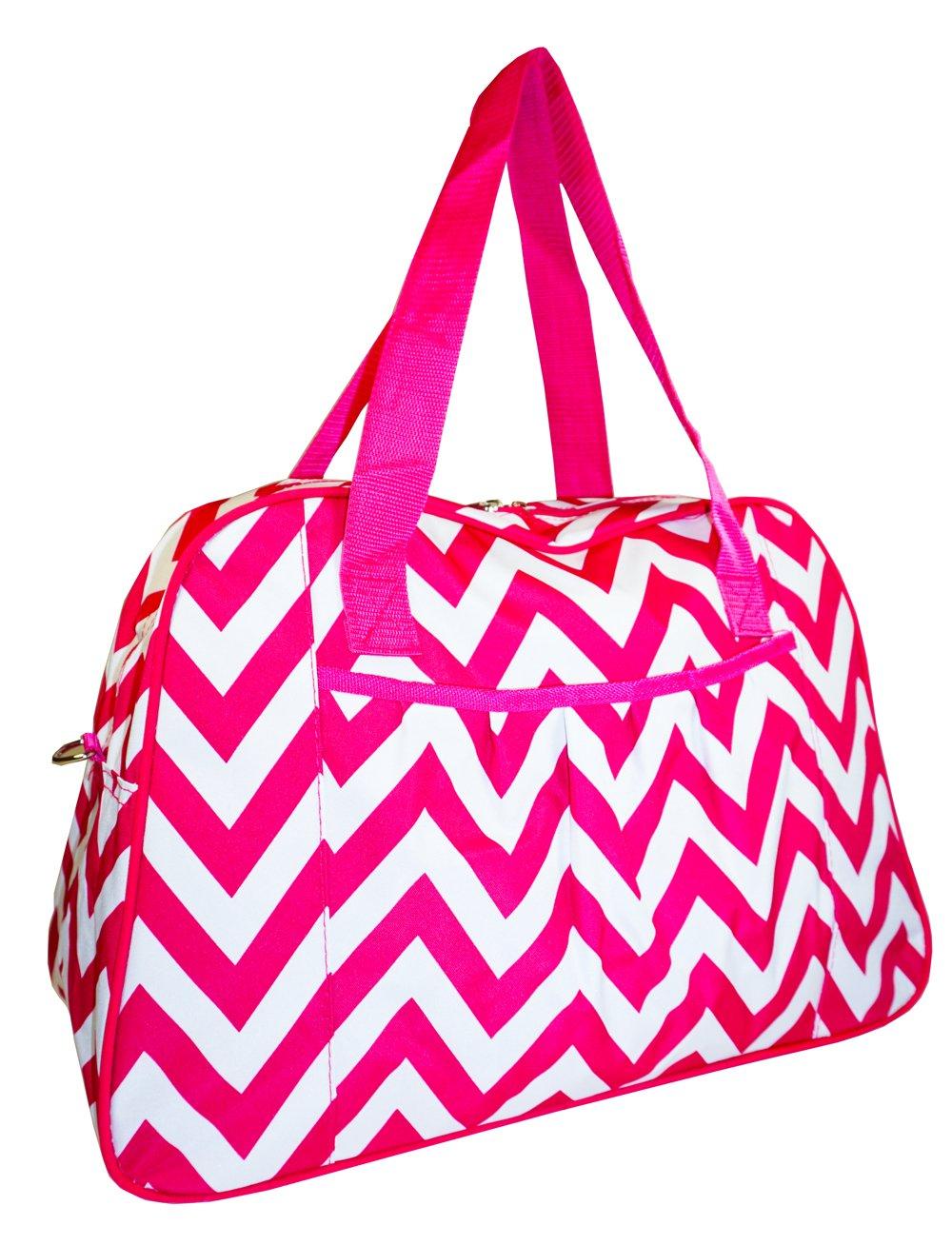 Rikki Knight LetterV Violet Houndstooth Monogram Design mbcp-cond46393 Messenger School Bag