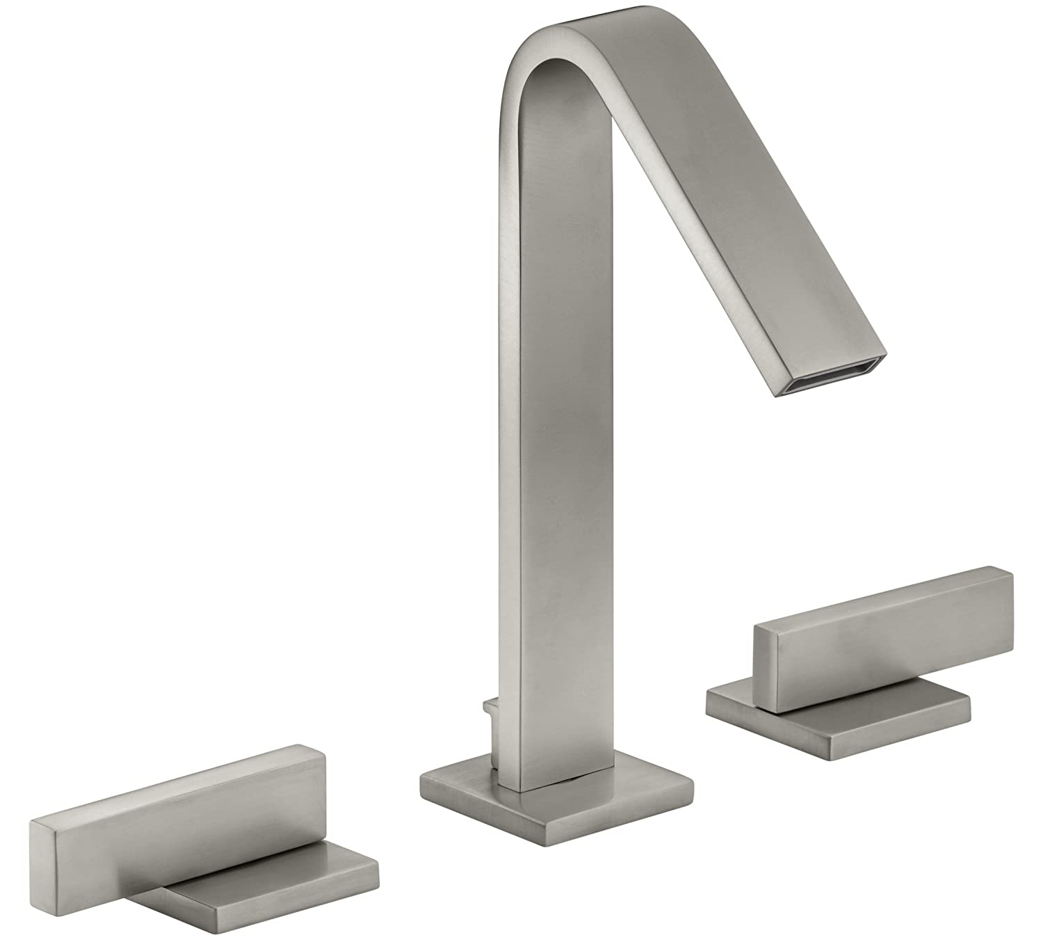 Kohler K146614BN Loure 8-Inch Widespread 2-Handle Bathroom Faucet ...