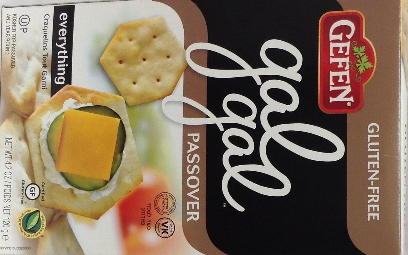 Gefen Gal Gal Passover Everything Gluten Free KFP 4.2 Oz. Pk Of 3.