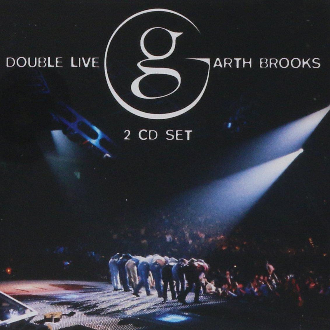 "Resultado de imagen para Garth Brooks — ""Double Live""."