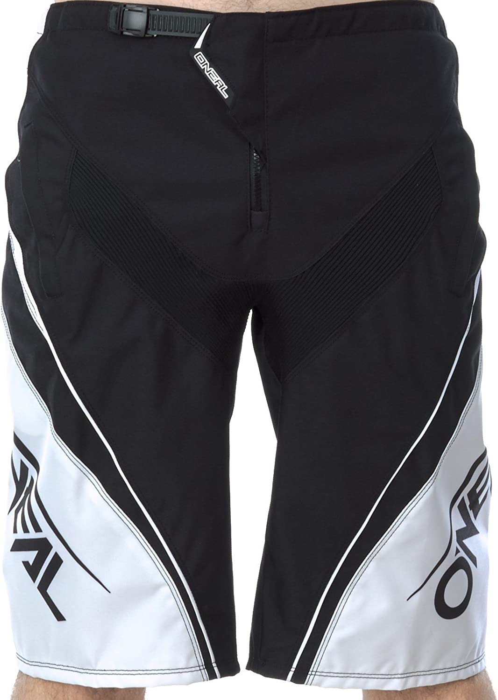 O Neal Element FR Blocker Nero Bianco Pantaloncini MTB DH AM MX Enduro Offroad /1 1078/
