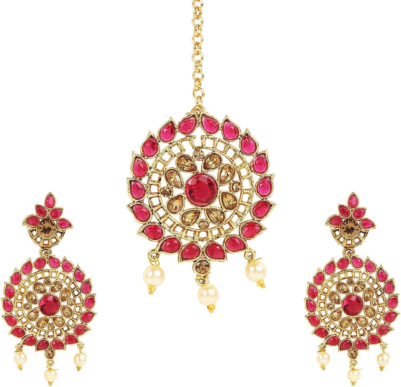 Maang Tikka Jewelry...