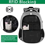 Laptop Backpack, Anti Theft Travel Backpack with