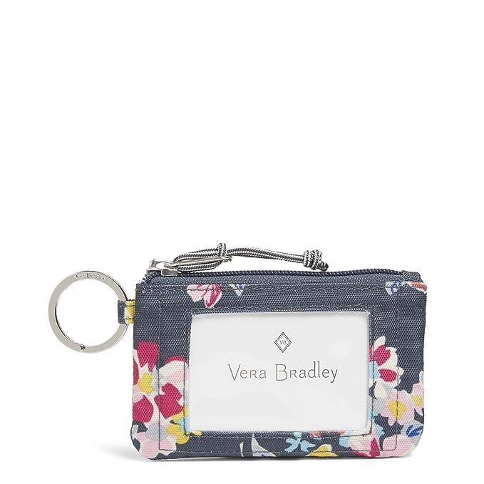 Amazon.com: Vera Bradley Lighten Up Zip, Tossed Posies: Clothing