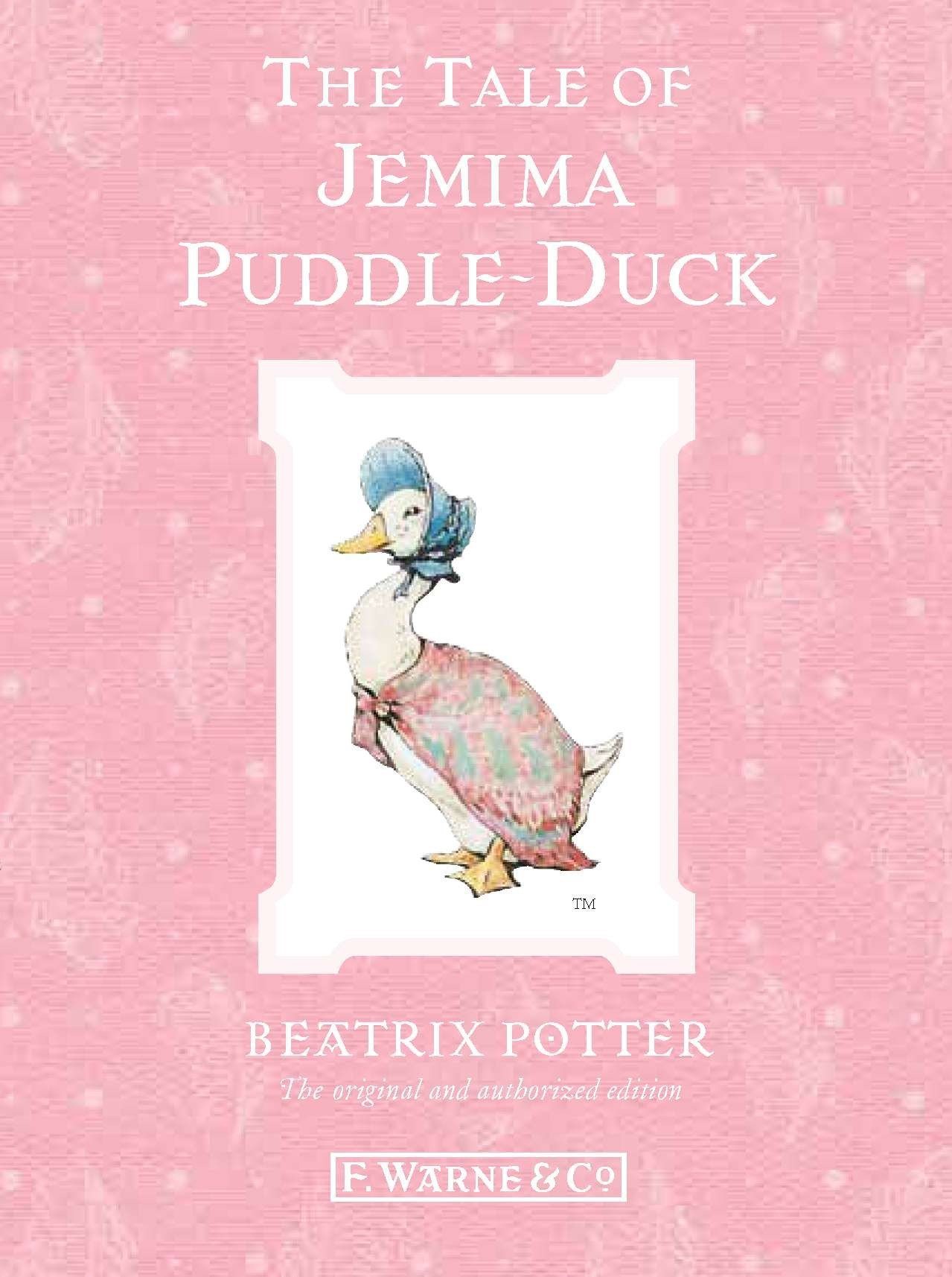 The Tale of Jemima Puddle-Duck (Peter Rabbit) ebook