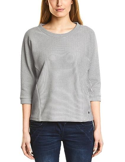088350c77333a1 Cecil Damen Sweatshirt: Amazon.de: Bekleidung
