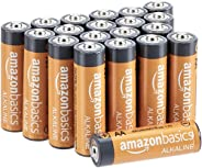 AmazonBasics AA 1.5 Volt Performance Alkaline Batteries - Pack of 20 (Appearance may vary)