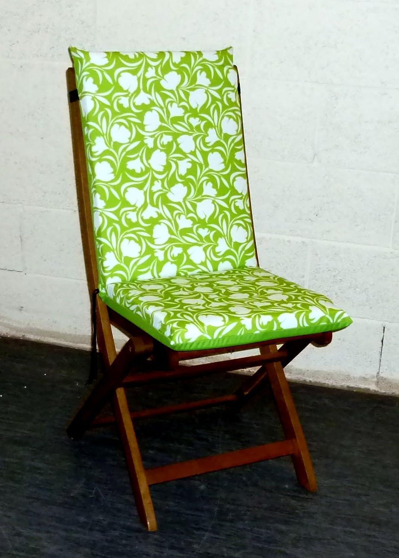 Espalda alta silla cojín Zippy - tela impermeable - cal ...